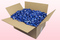 24 Litre Box Sky Blue Freeze Dried Rose Petals