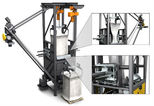News_big_bag_unloader_with_4-stage_bulk_material_conditioning_for_liquification_process