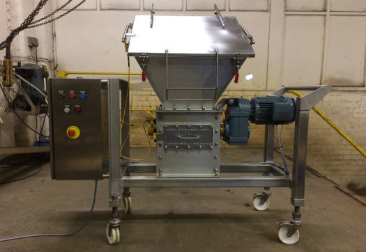 Large_portable_lump_breaker_for_food_packaging_specialist_the_alexir_partnership