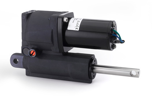 Free-Standing, Compact Electro-Hydraulic Actuator Delivers High