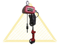 DELTA BATTERY CHAIN HOISTS