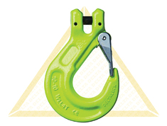 DELTALOCK CLEVIS HOOKS WITH CAST LATCH GRADE 100