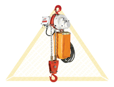 DELTA ELECTRIC CHAIN HOISTS US TYPE
