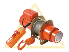 DELTA ELECTRIC WINCHES 230 VOLT DPS TYPE