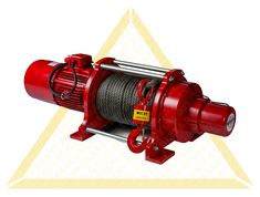 DELTA ELECTRIC WINCHES 400 VOLT DPT TYPE