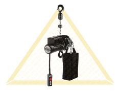 Product box delta stage lier 230 volt dshs 500 kg