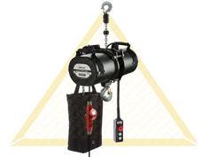 Product box delta stage lier 400 volt dsht 1000 kg