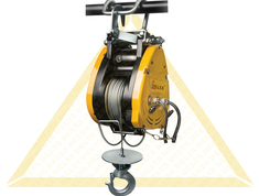DELTA ELECTRIC WINCHES 230 VOLT