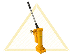 DELTA HYDRAULIC TOE JACKS