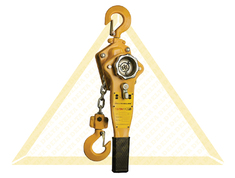 DELTA YELLOW LEVER HOISTS