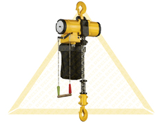 DELTA PNEUMATIC CHAIN HOISTS