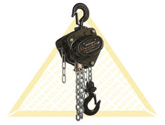 DELTA BLACK MANUAL CHAIN HOISTS
