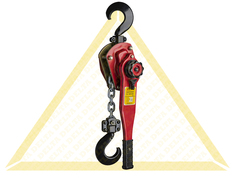 DELTA RED LEVER HOISTS
