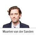 Maarten van der Sanden